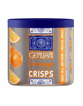 Orange - GEMUANI Freeze dried products